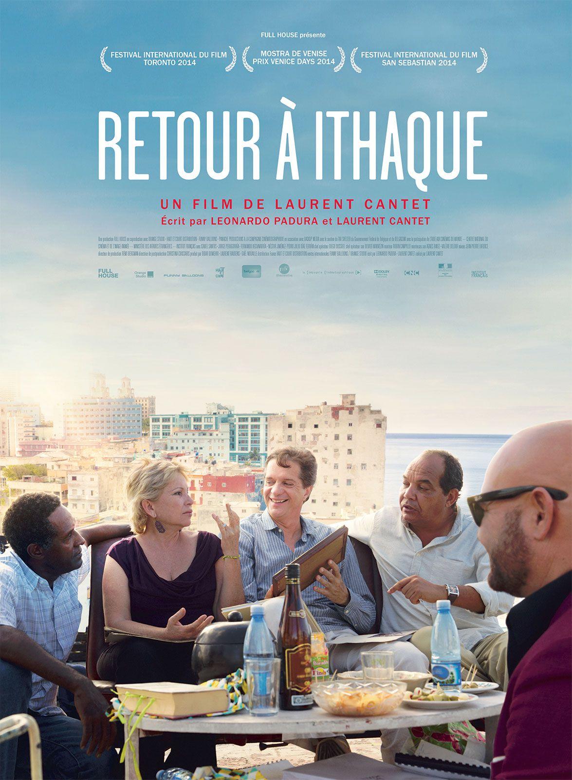 Retour à Ithaque - Film (2014)