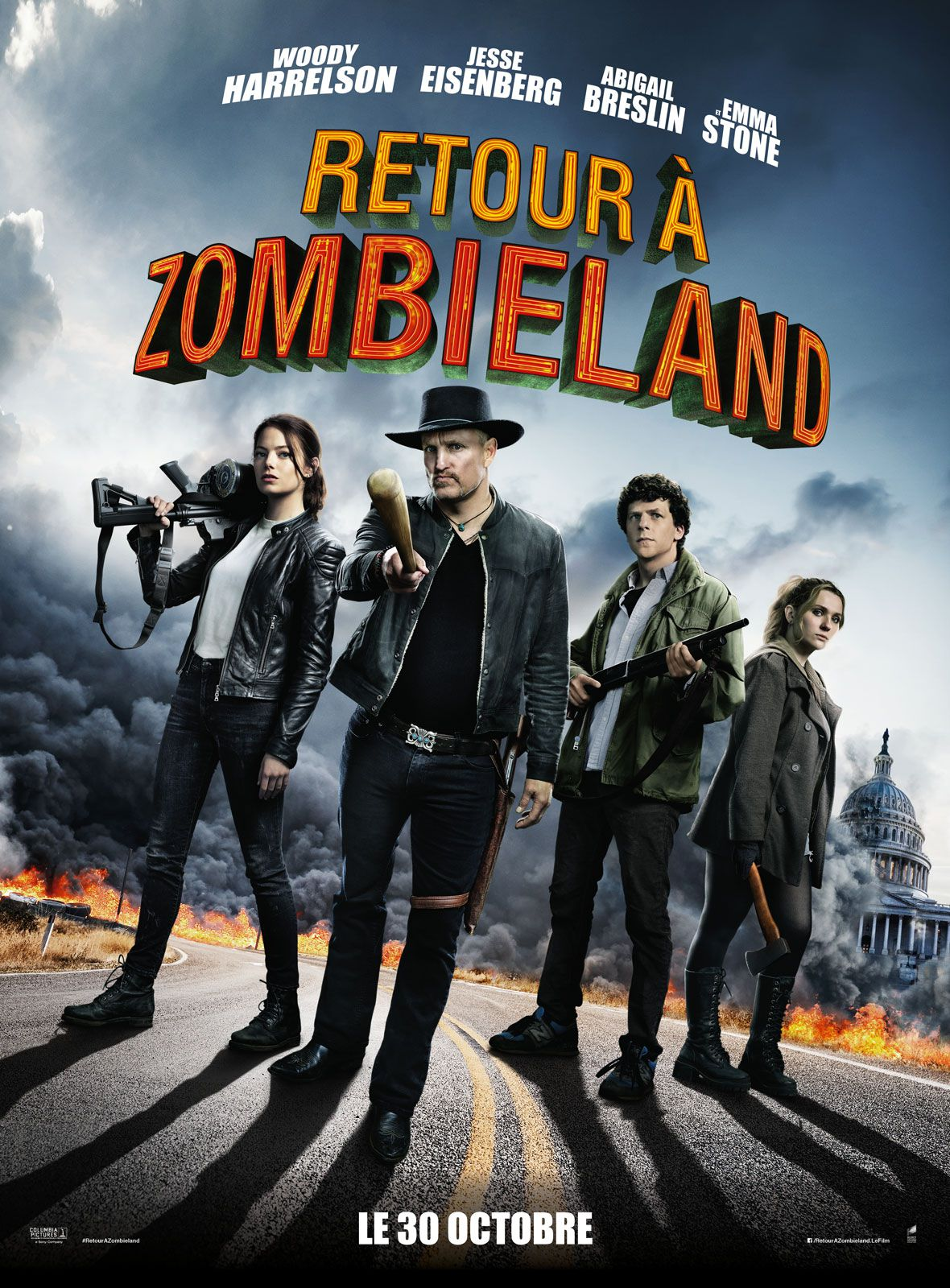 Retour à Zombieland - Film (2019)