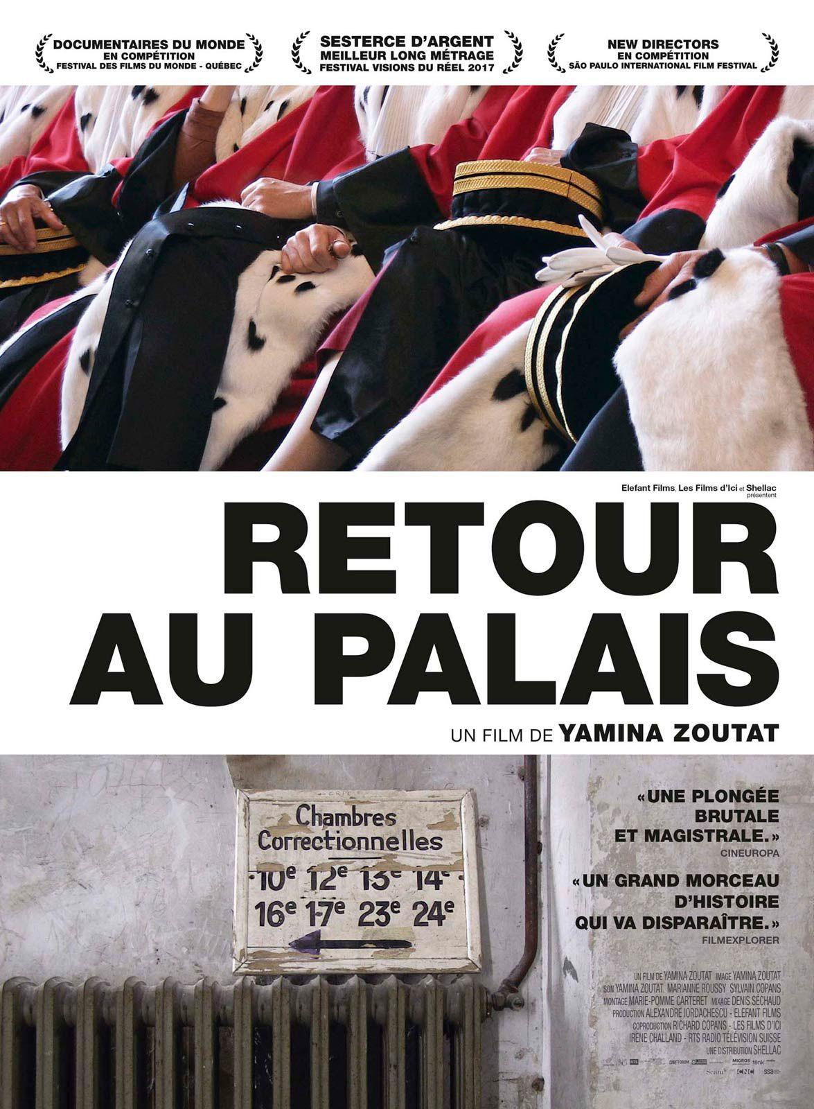 Retour au Palais - Documentaire (2018)
