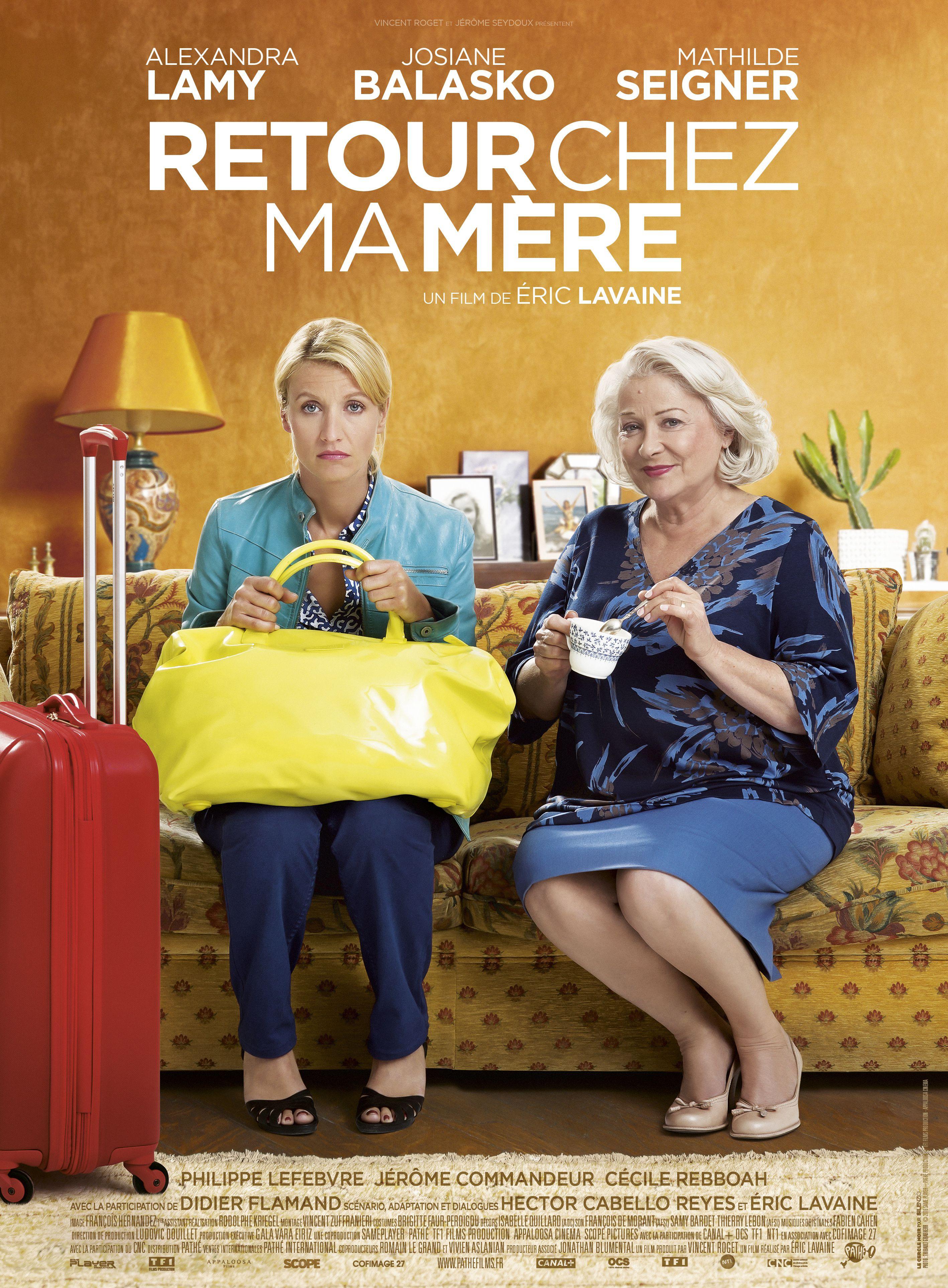 Retour chez ma mère - Film (2016)
