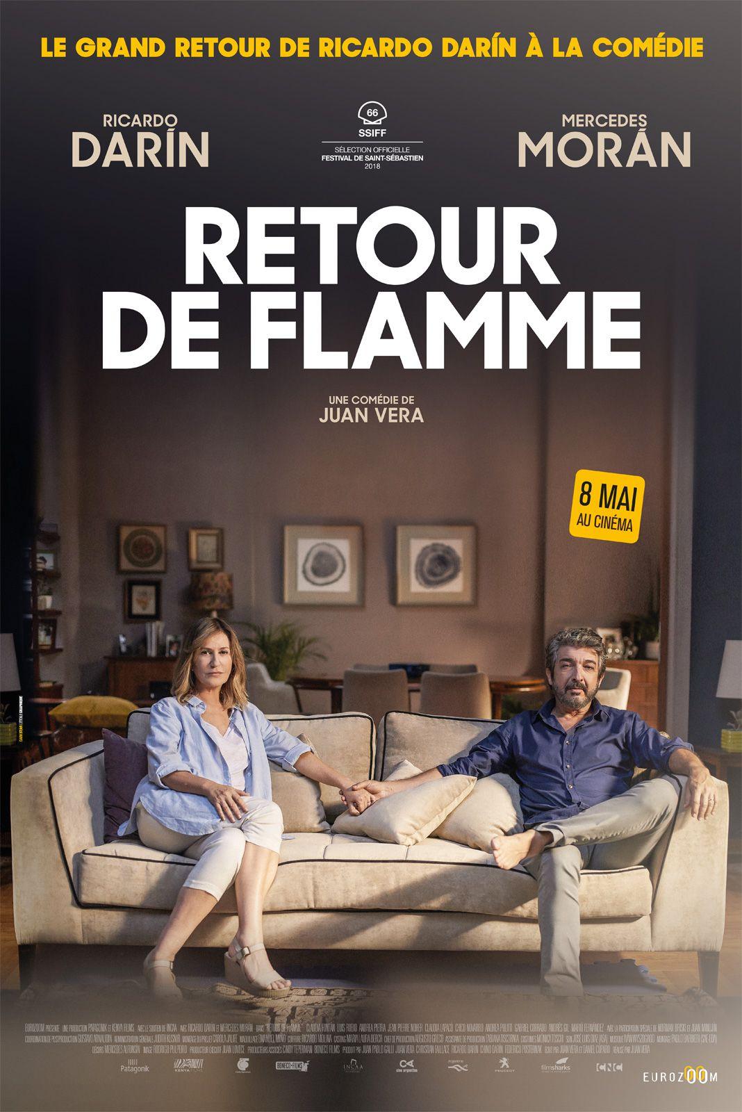 Retour de flamme - Film (2019)