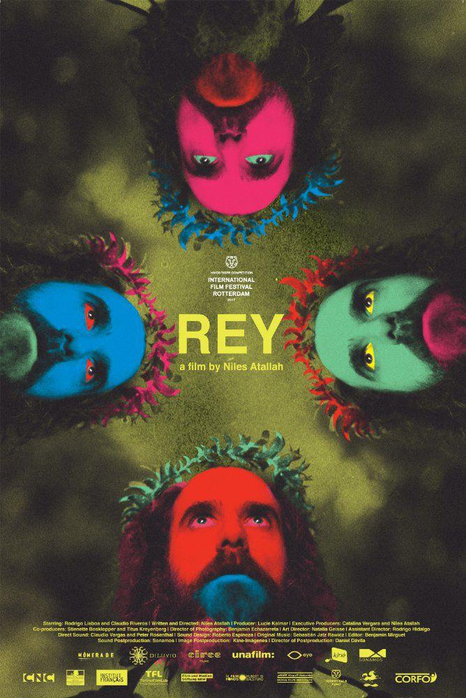 Rey, L'histoire du Français qui voulait devenir roi de Patagonie - Film (2017)