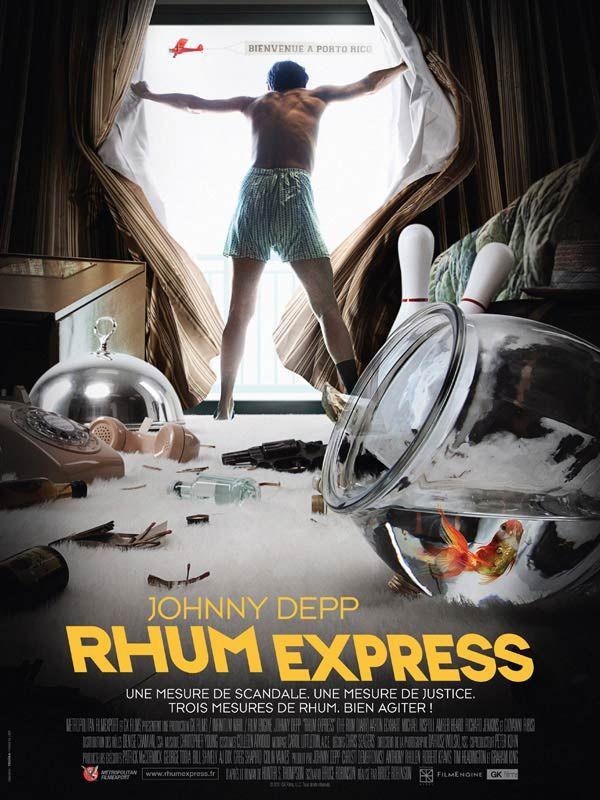 Rhum Express - Film (2011)