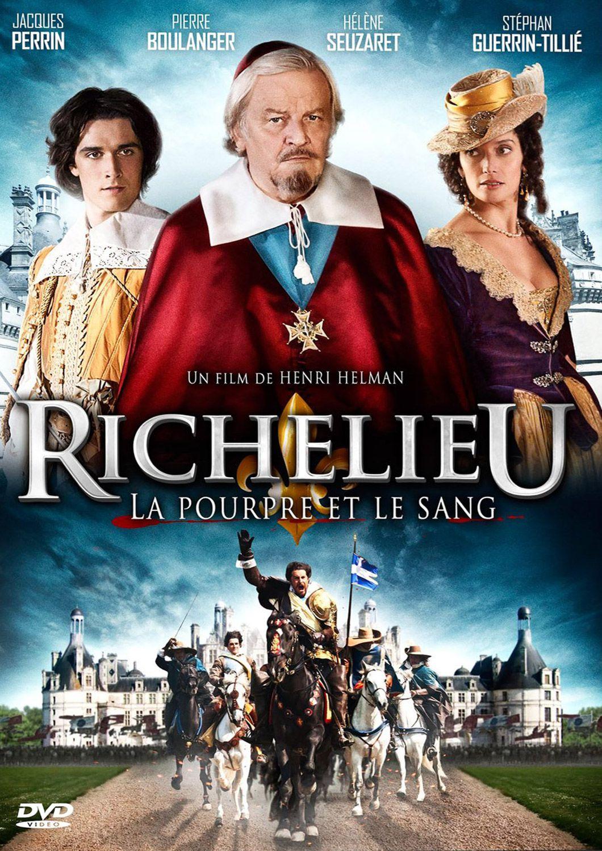 Richelieu, la Pourpre et le Sang - Film (2014)
