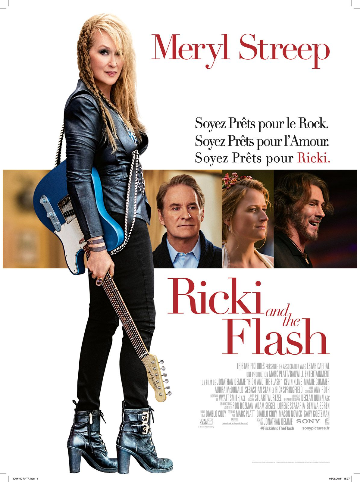 Ricki and the Flash - Film (2015)