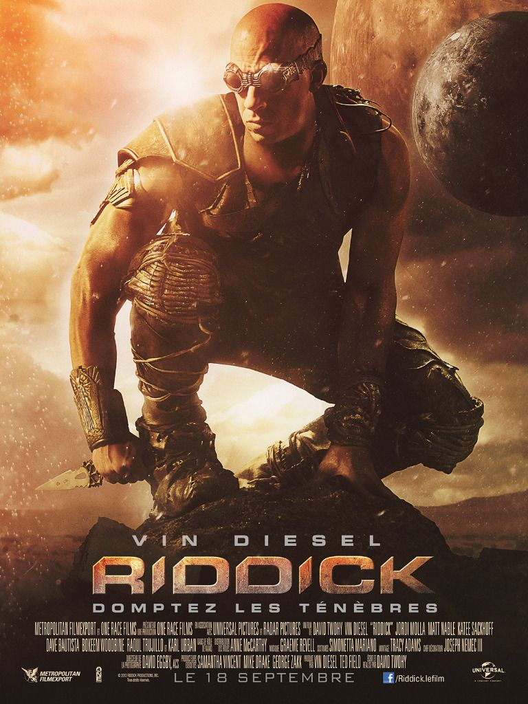 Riddick - Film (2013)