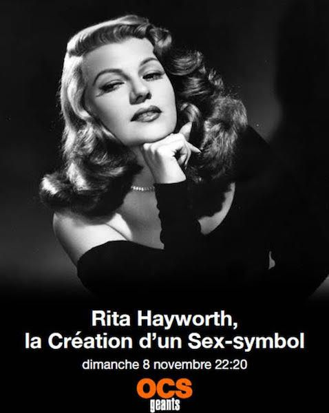 Rita Hayworth, la création d'un sex symbol - Documentaire (2020)