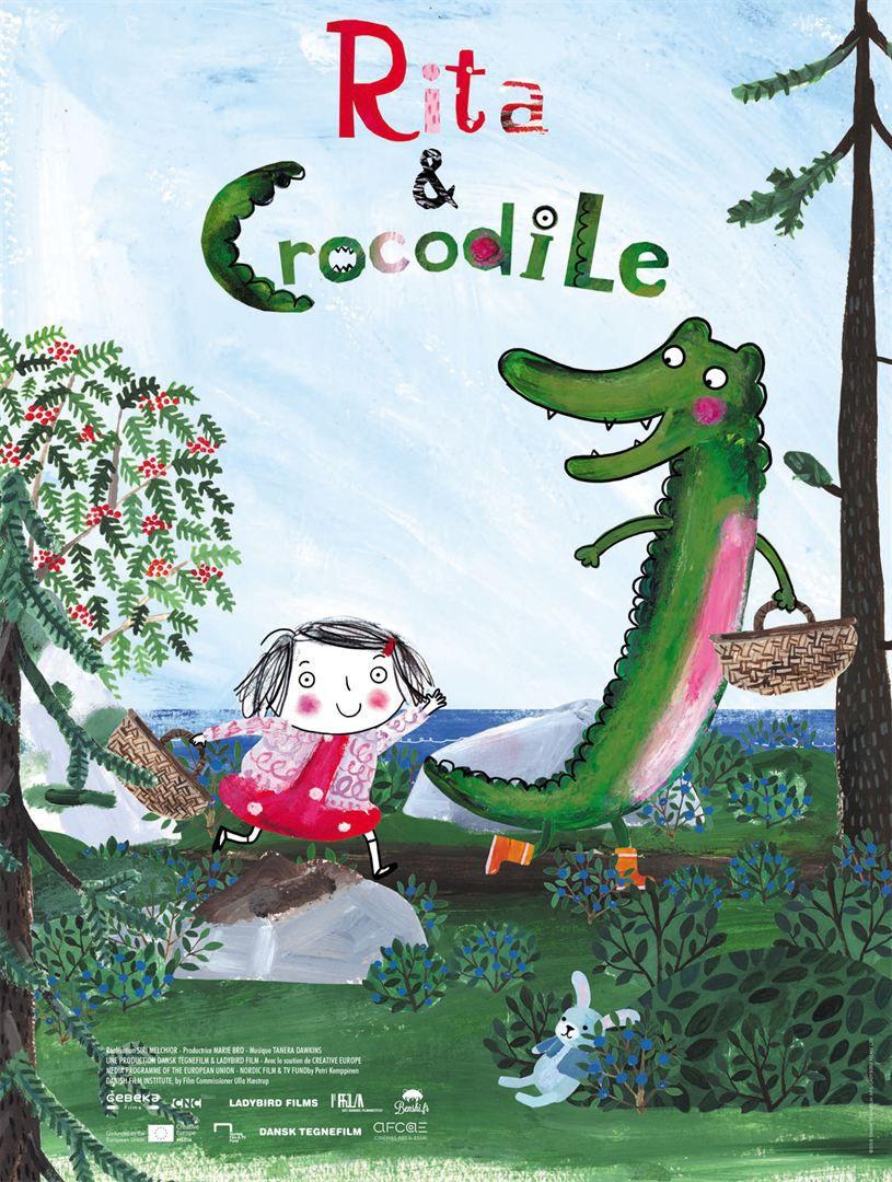 Rita et Crocodile - Film (2015)