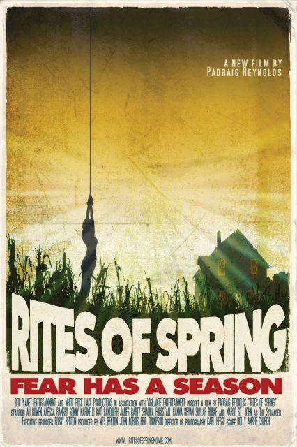 Rites of Spring - Film (2011)