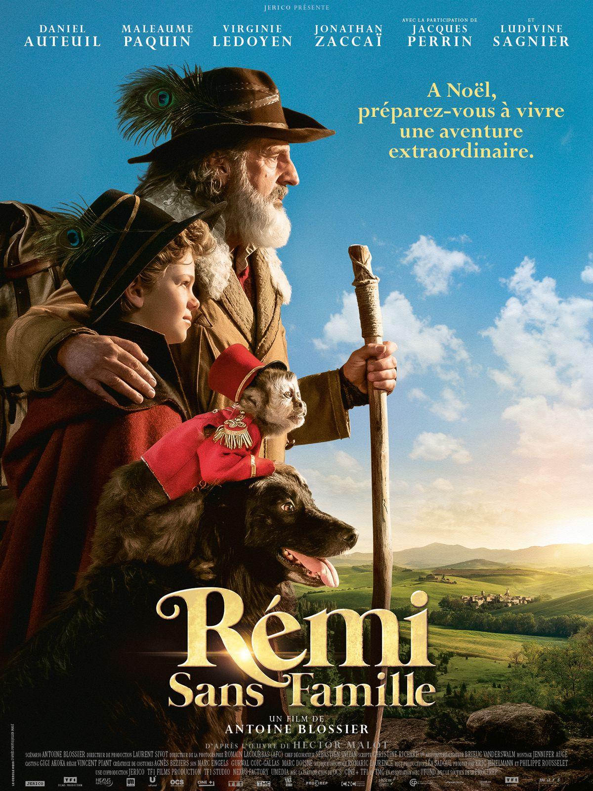 Rémi sans famille - Film (2018)