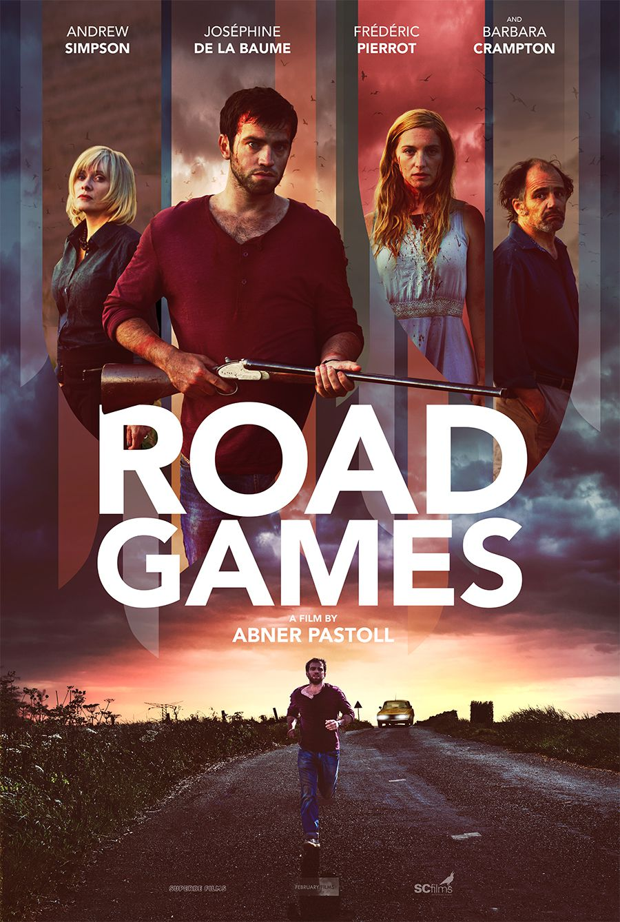 Road Games - Film (2017)