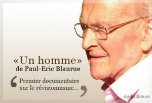 Robert Faurisson, un homme - Documentaire (2014)