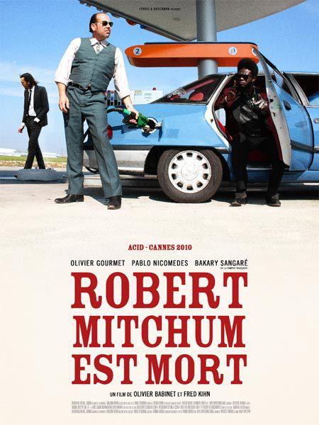 Robert Mitchum est mort - Film (2011)