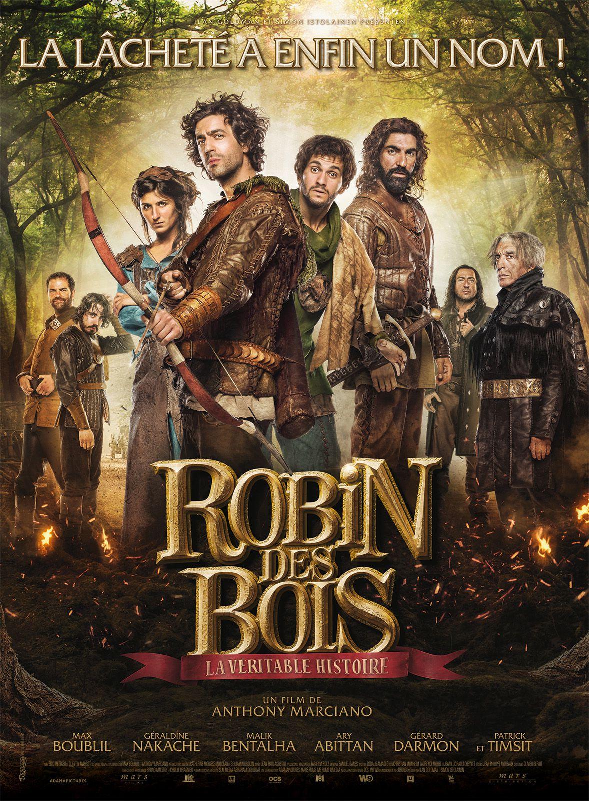 Robin des Bois : La Véritable Histoire - Film (2015)