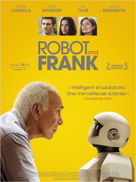 Robot & Frank - Film (2012)