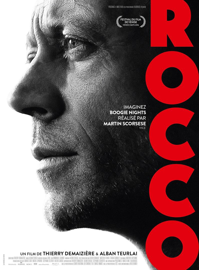 Rocco - Documentaire (2016)
