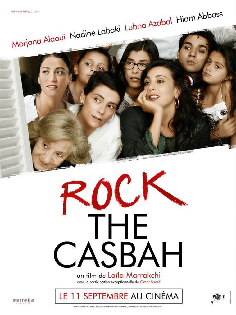 Rock the Casbah - Film (2013)