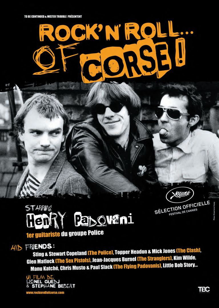 Rock'n'roll... Of Corse! - Documentaire (2016)