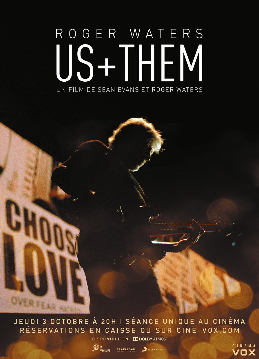 Roger Waters - Us   Them - Documentaire (2019)