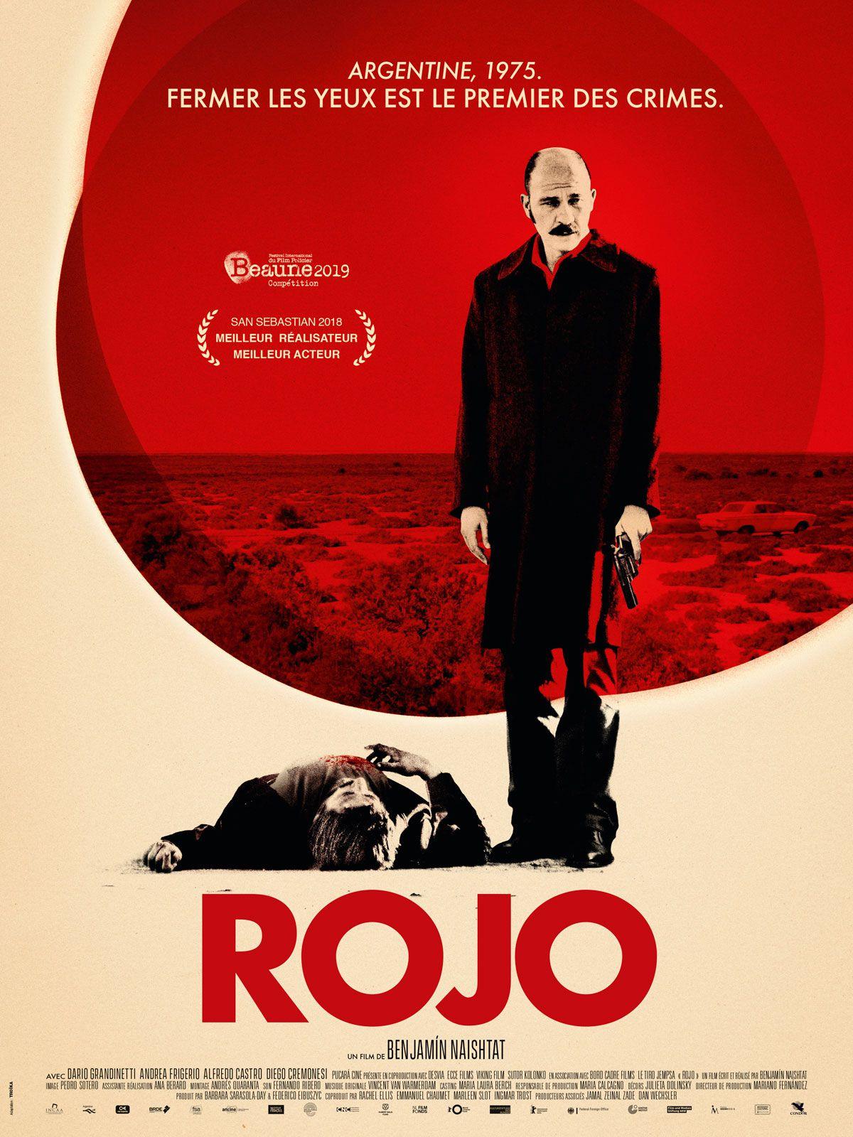 Rojo - Film (2019)