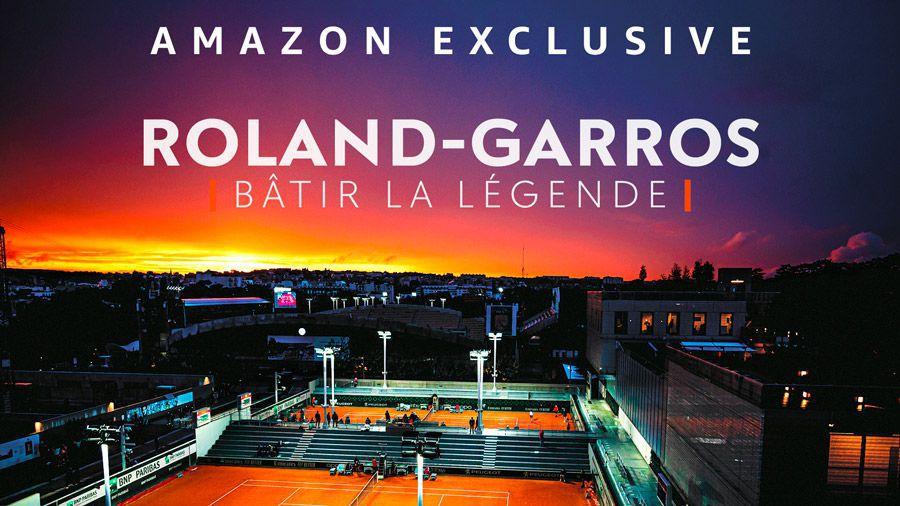 Roland-Garros : bâtir la légende - Documentaire (2021)