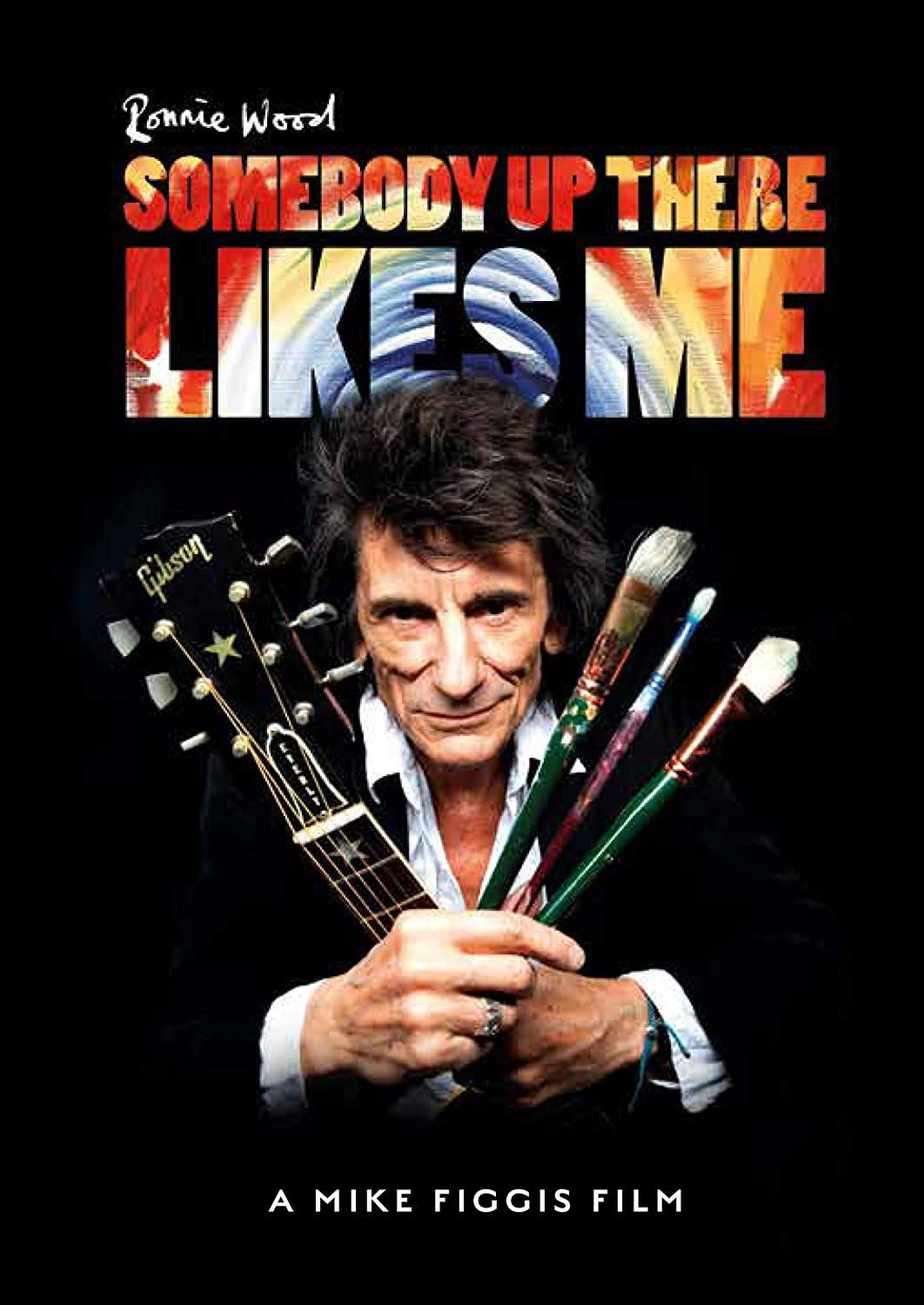 Ronnie Wood : somebody up there likes me - Documentaire (2020)
