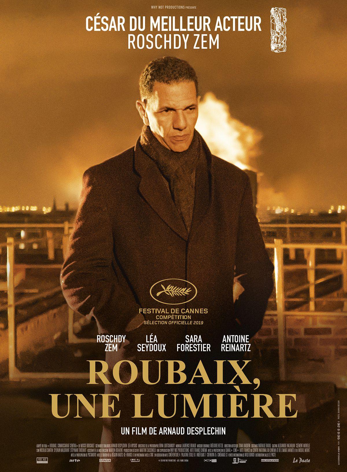Roubaix, une lumière - Film (2019)