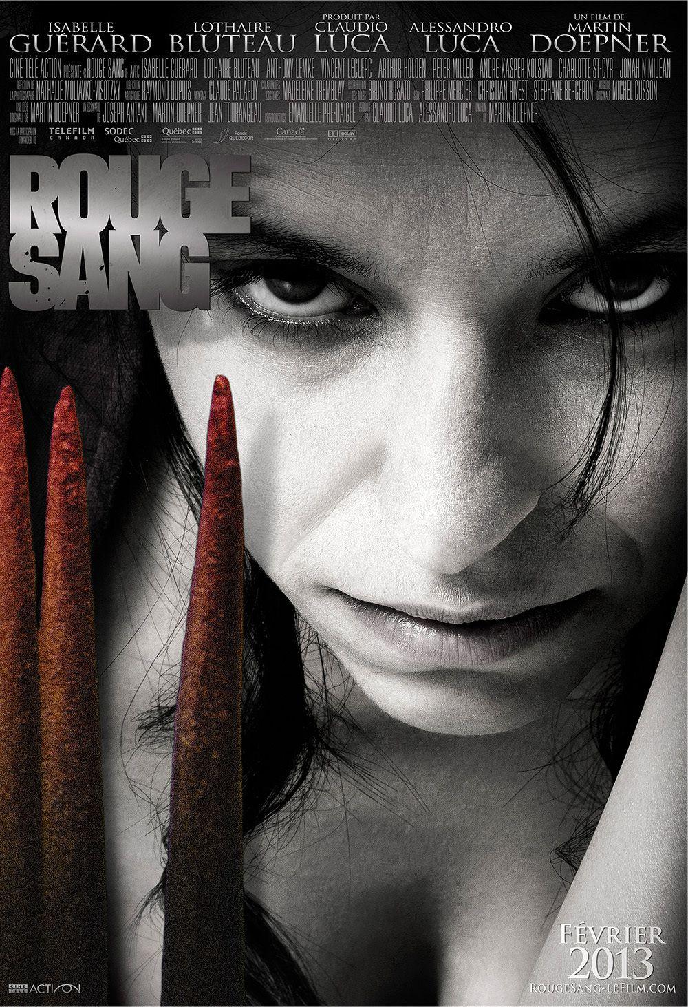 Rouge Sang - Film (2013)