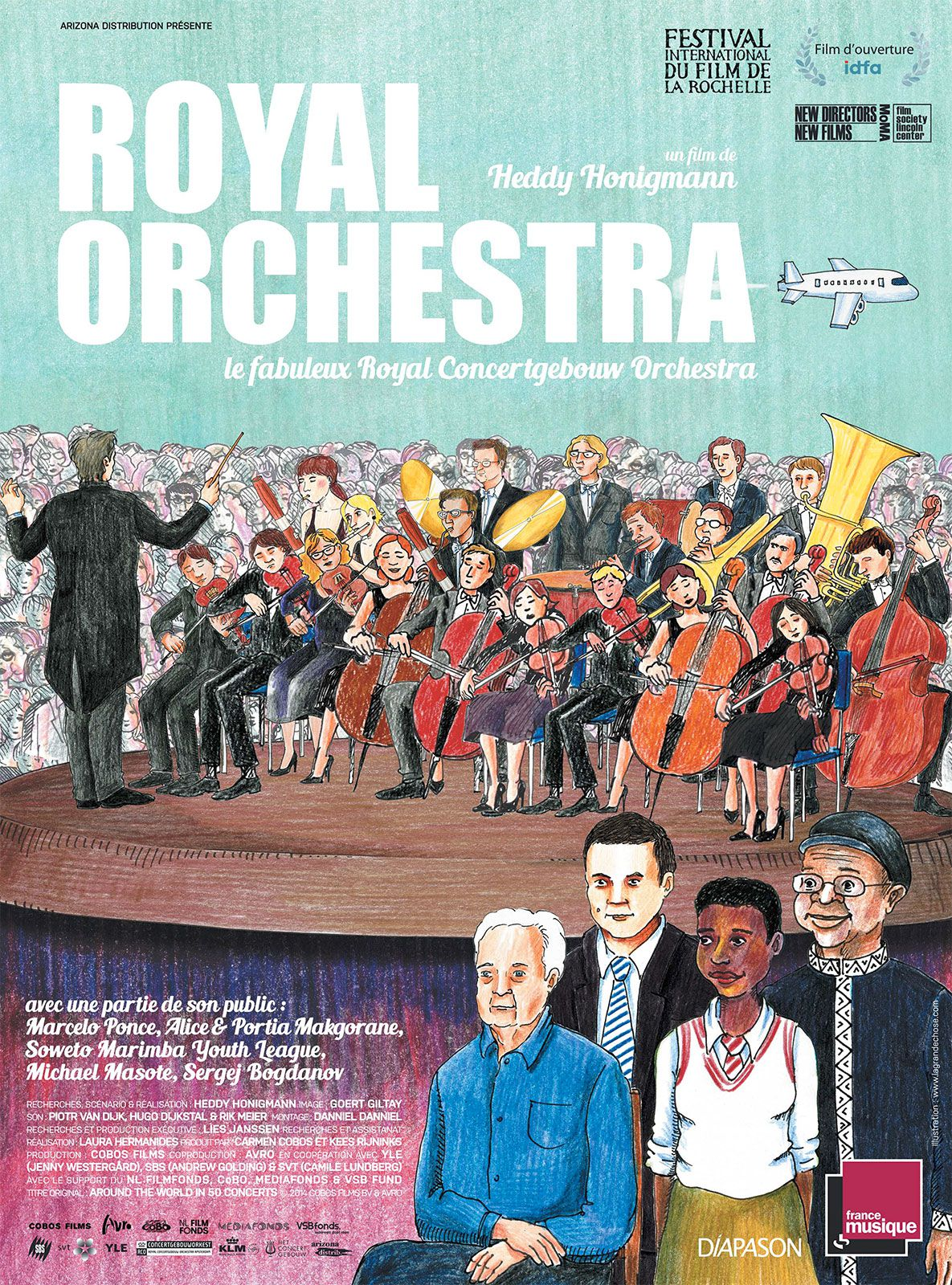 Royal Orchestra - Documentaire (2016)