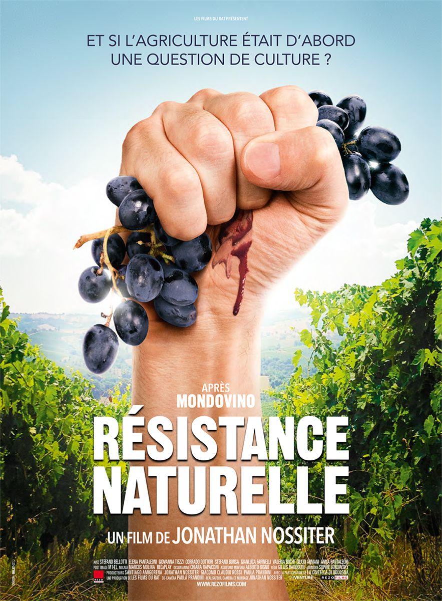Résistance naturelle - Documentaire (2014)