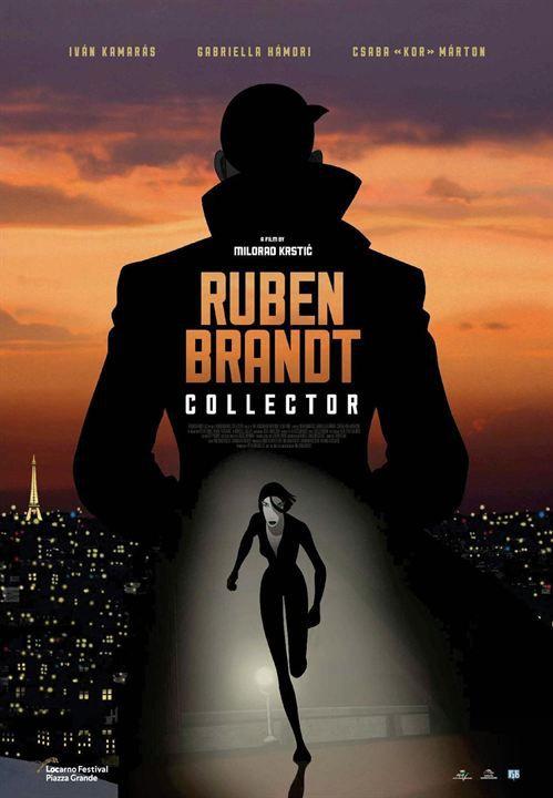 Ruben Brandt, Collector - Long-métrage d'animation (2018)