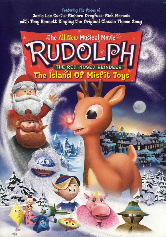 Rudolph, le petit renne au nez rouge et le voleur de jouets - Film (2001)