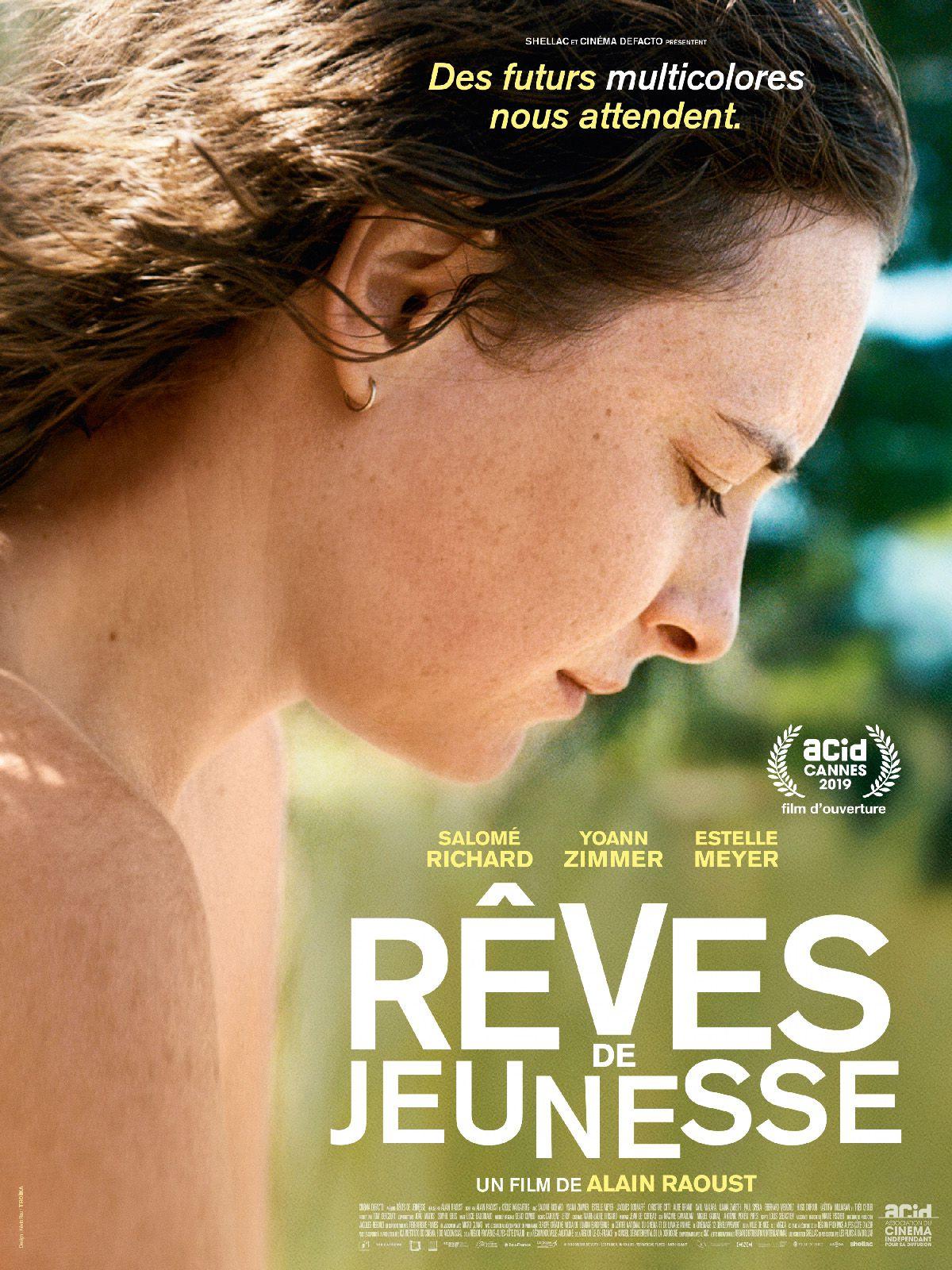 Rêves de jeunesse - Film (2019)