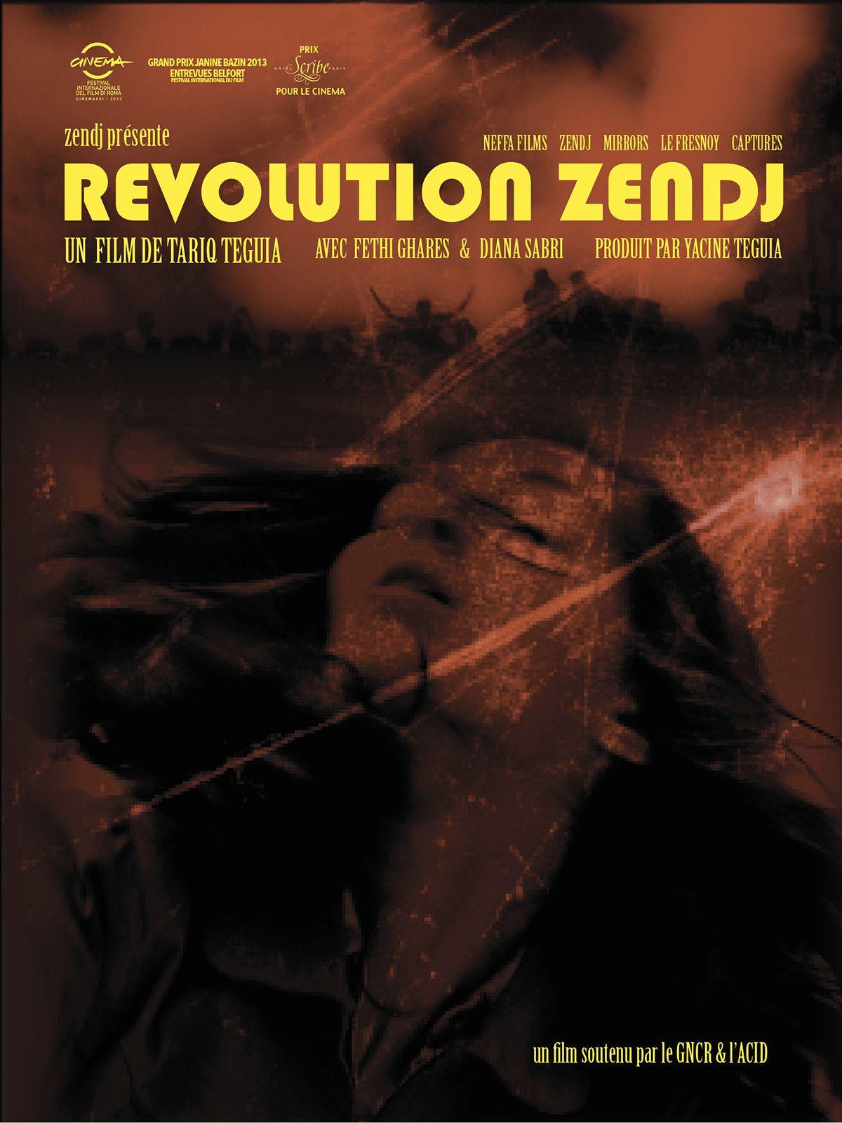 Révolution Zendj - Film (2015)