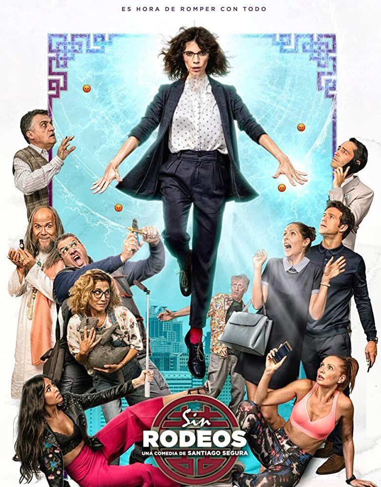 SIN RODEOS - Film (2018)