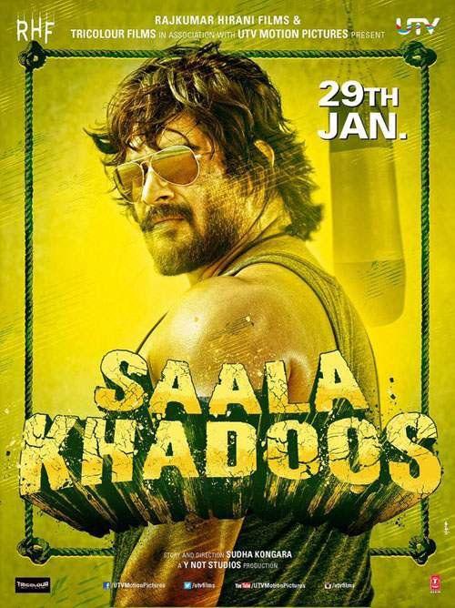Saala Khadoos - Film (2016)