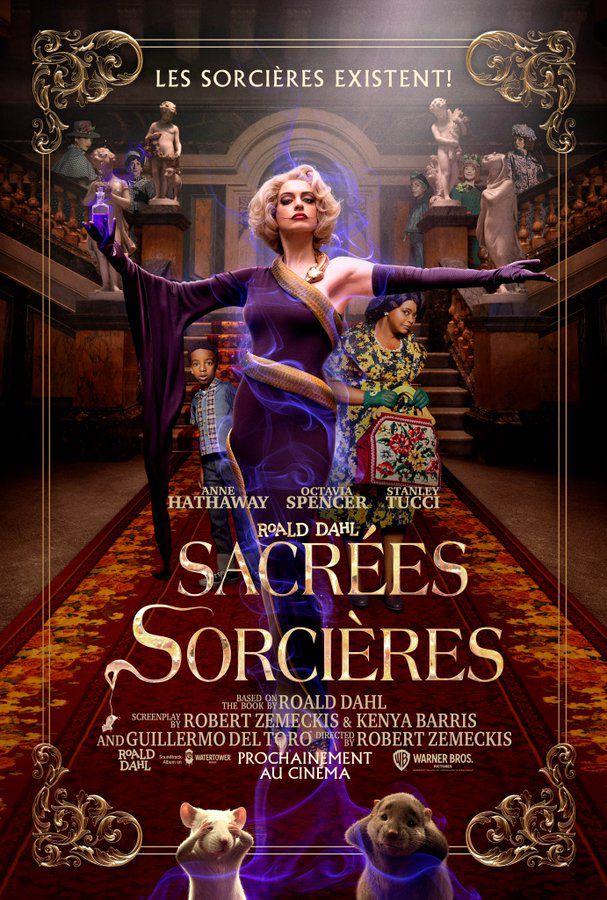 Sacrées sorcières - Film (2020)