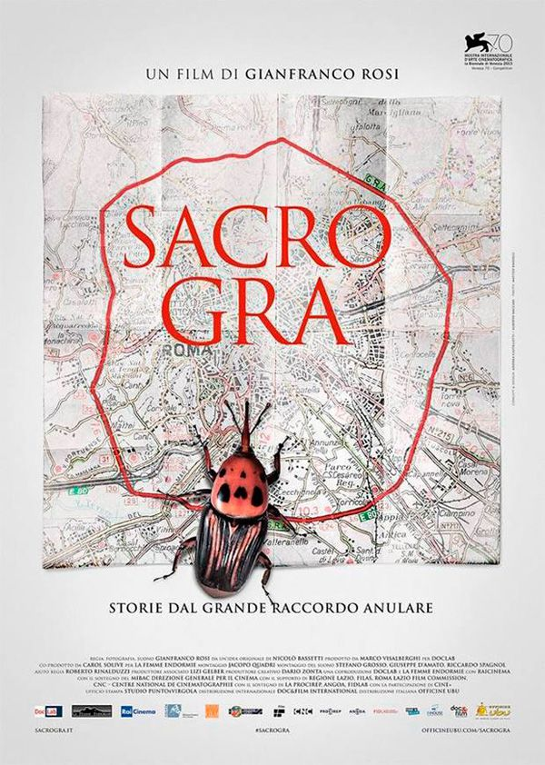 Sacro GRA - Documentaire (2014)