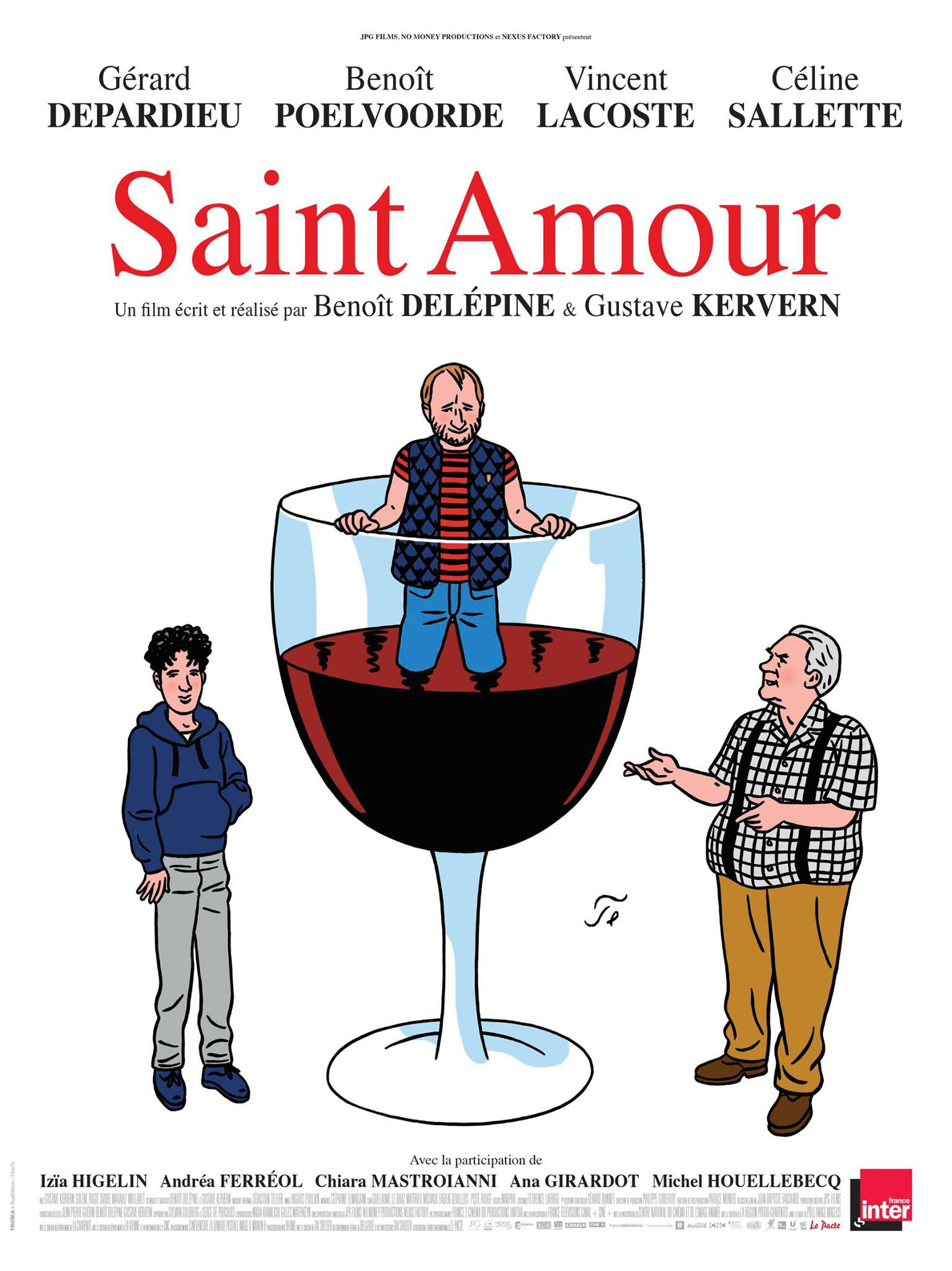 Saint Amour - Film (2016)