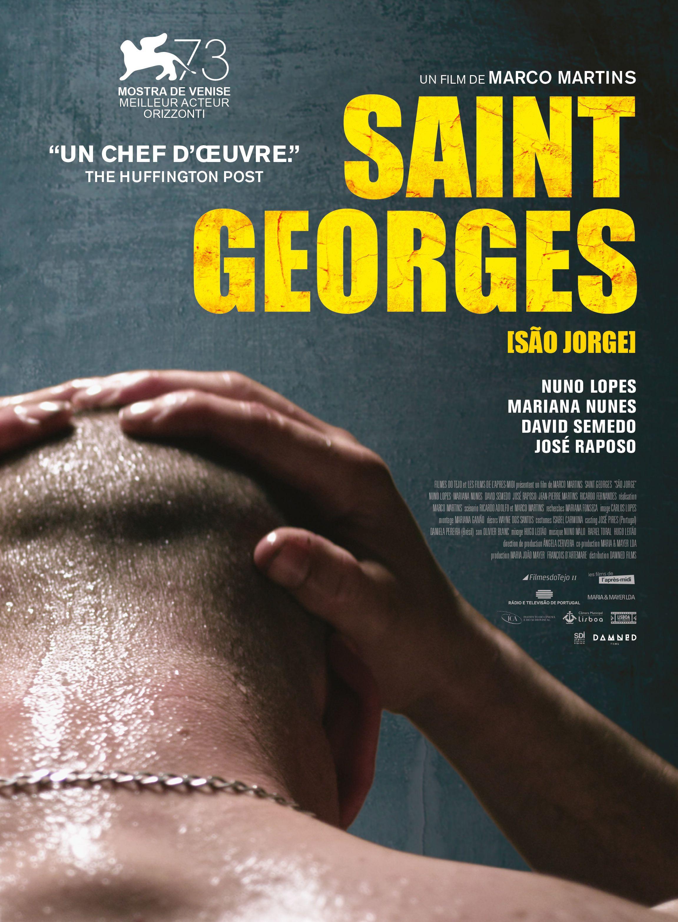 Saint Georges - Film (2017)
