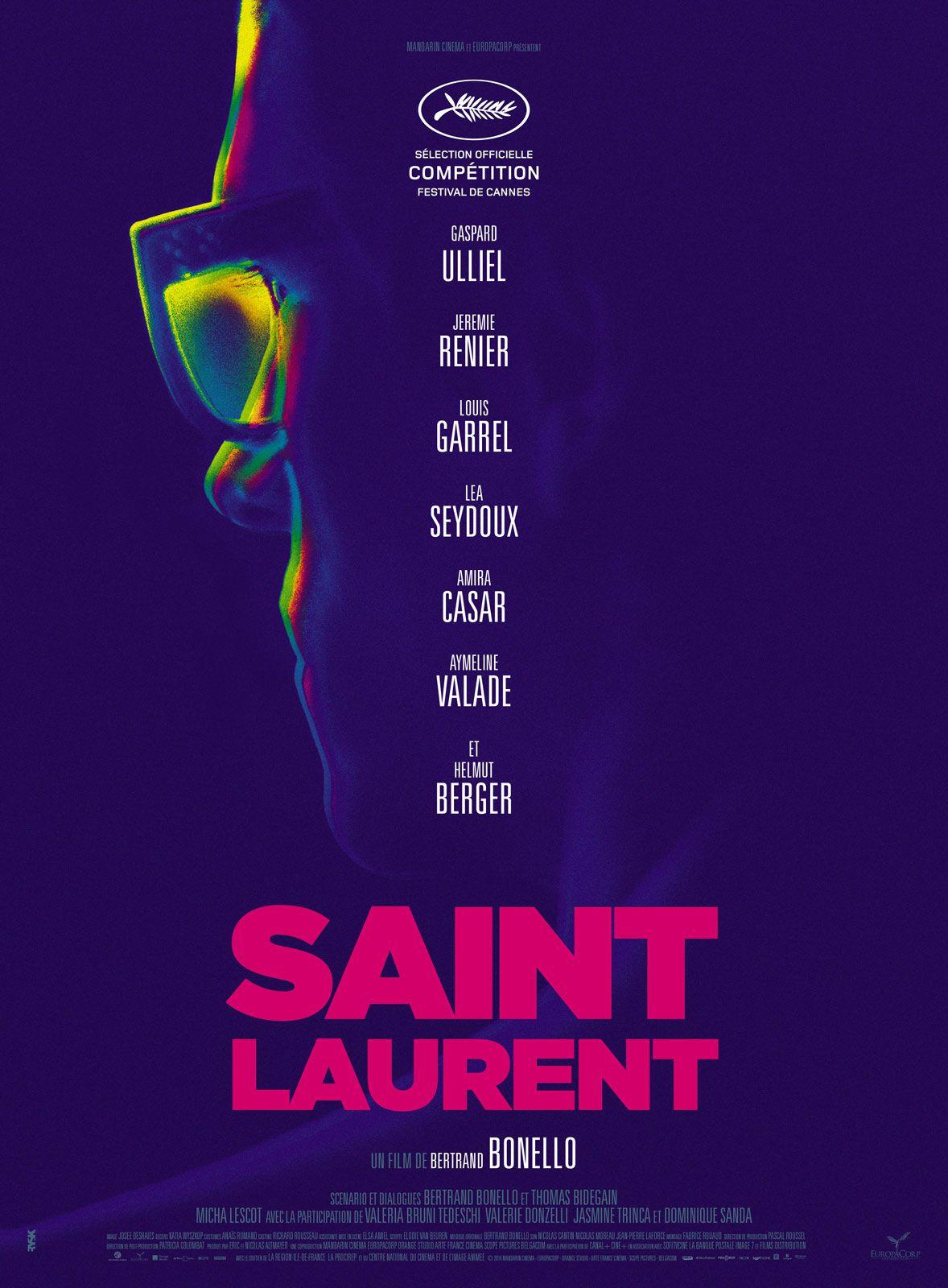 Saint Laurent - Film (2014)