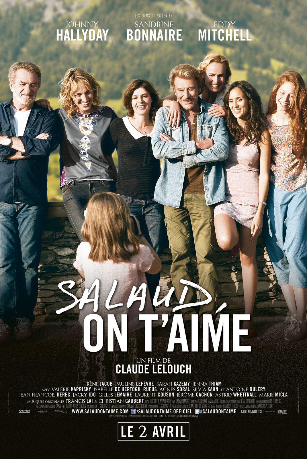 Salaud, on t'aime - Film (2014)