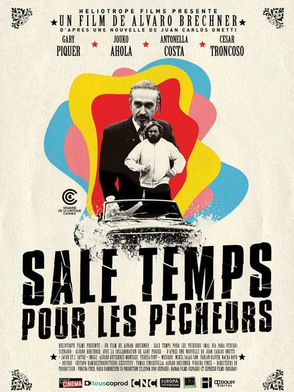 Sale temps pour les pêcheurs - Film (2011)