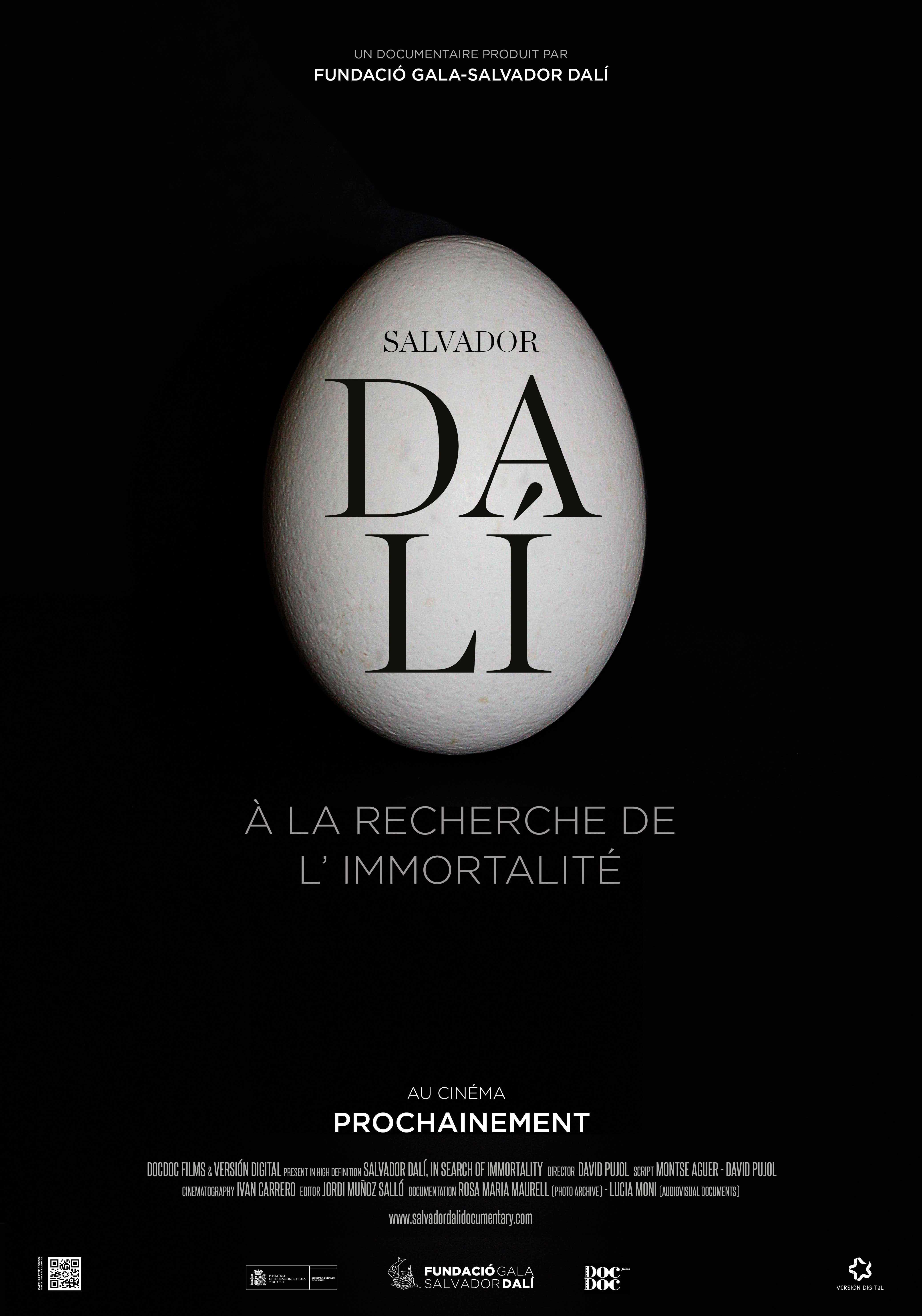 Salvador Dalí : A la recherche de l'immortalité - Documentaire (2019)