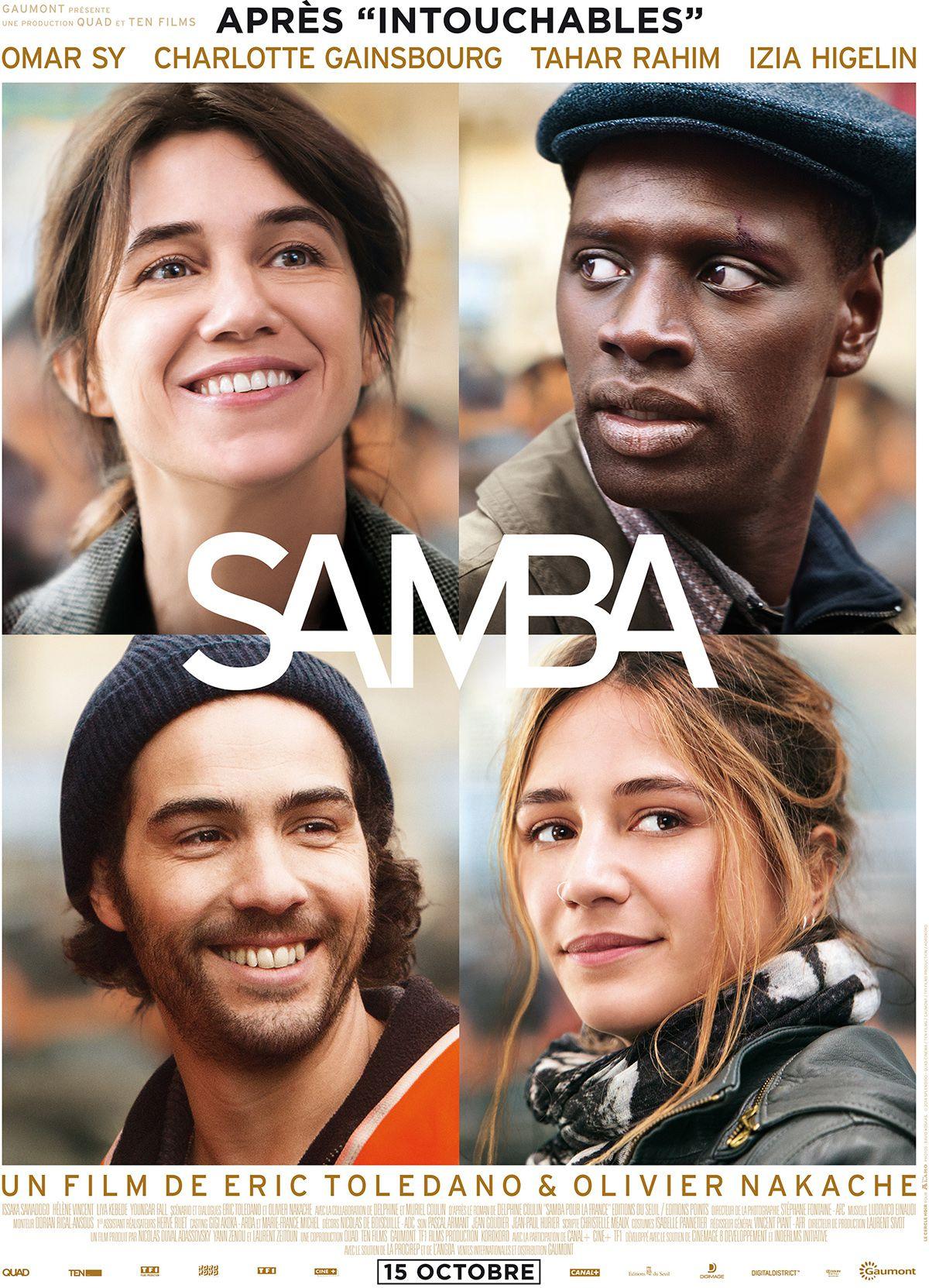 Samba - Film (2014)