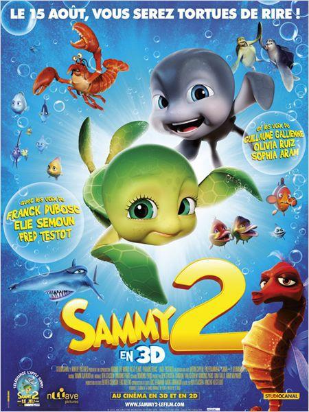 Sammy 2 - Long-métrage d'animation (2012)