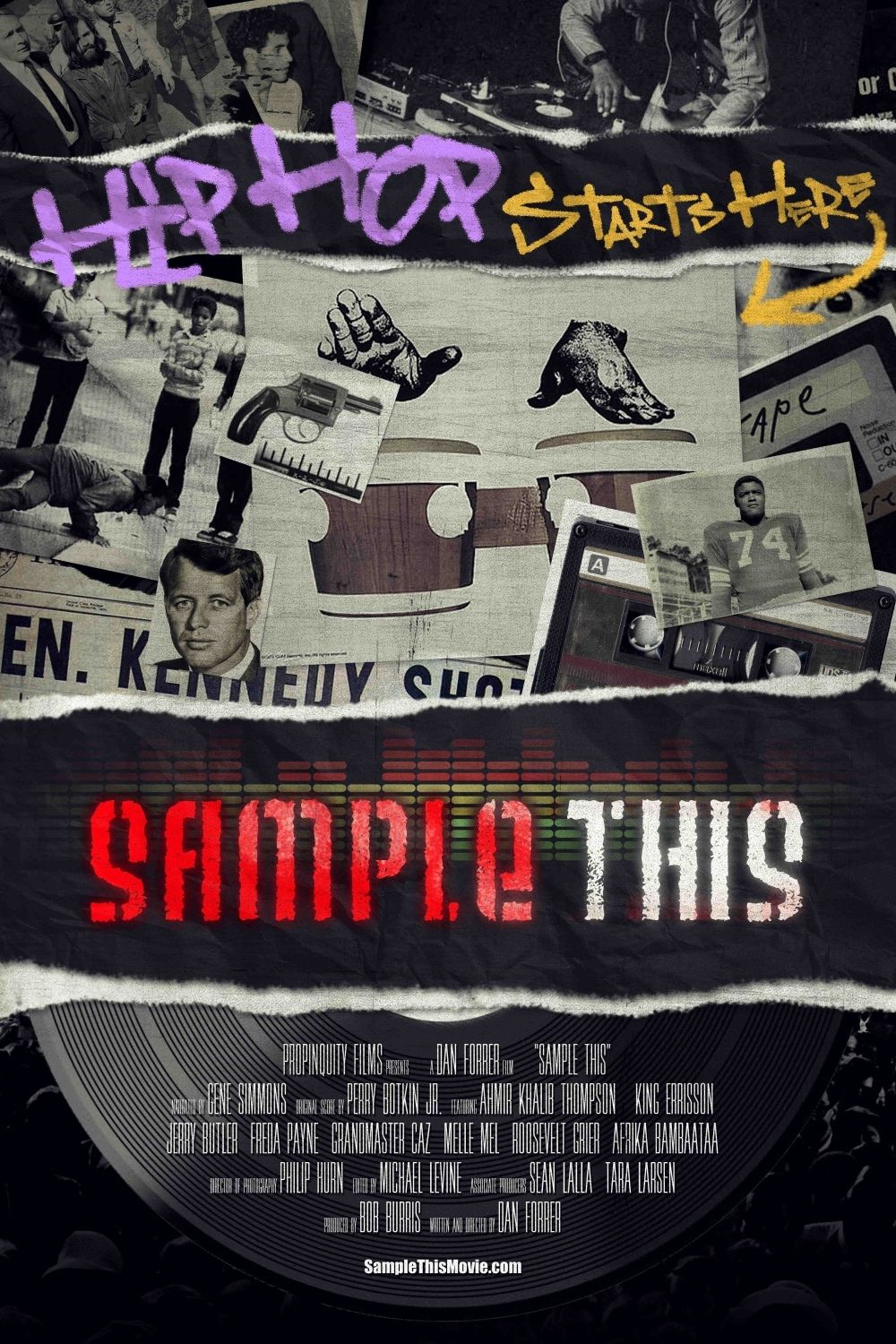 Sample This - Documentaire (2013)