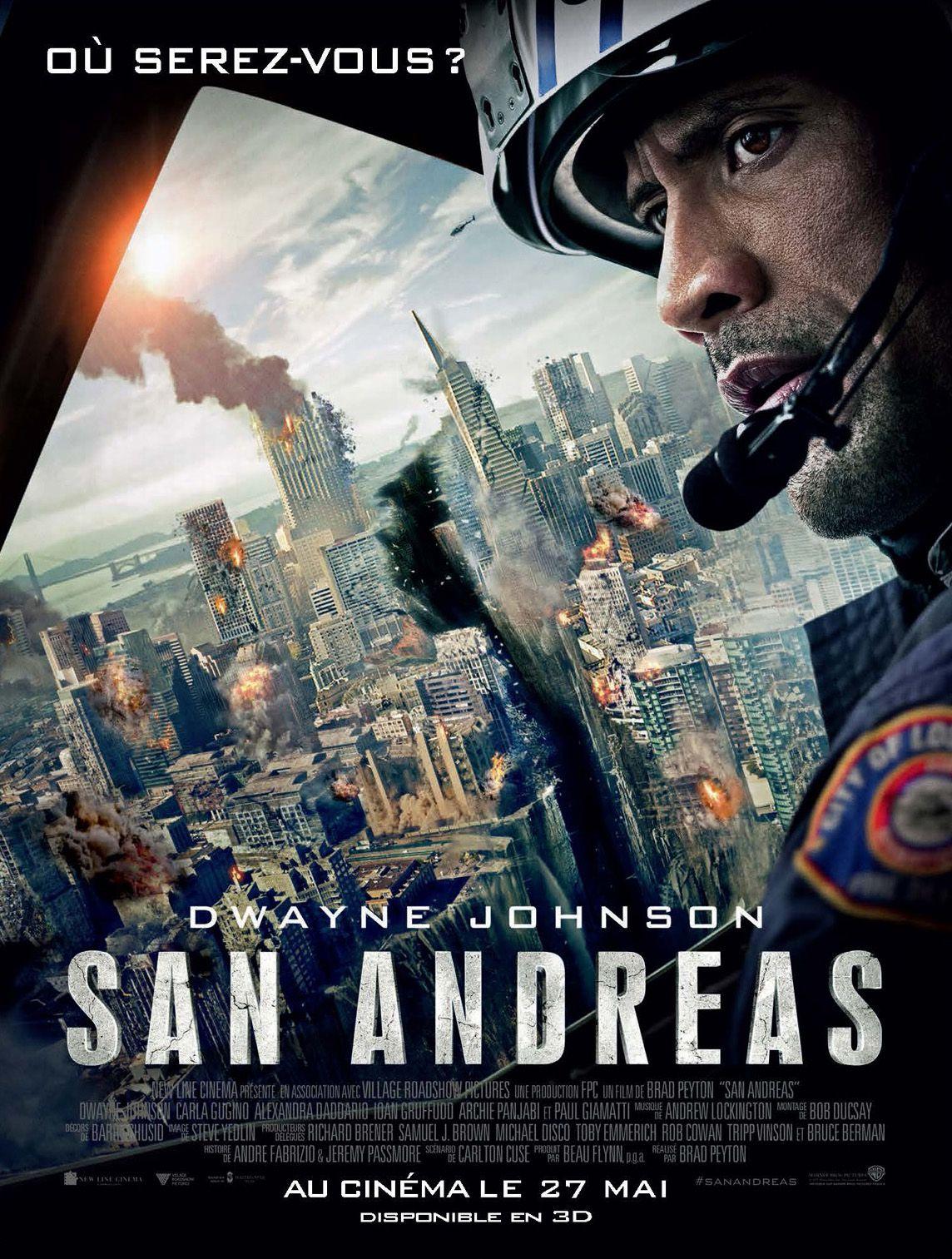 San Andreas - Film (2015)