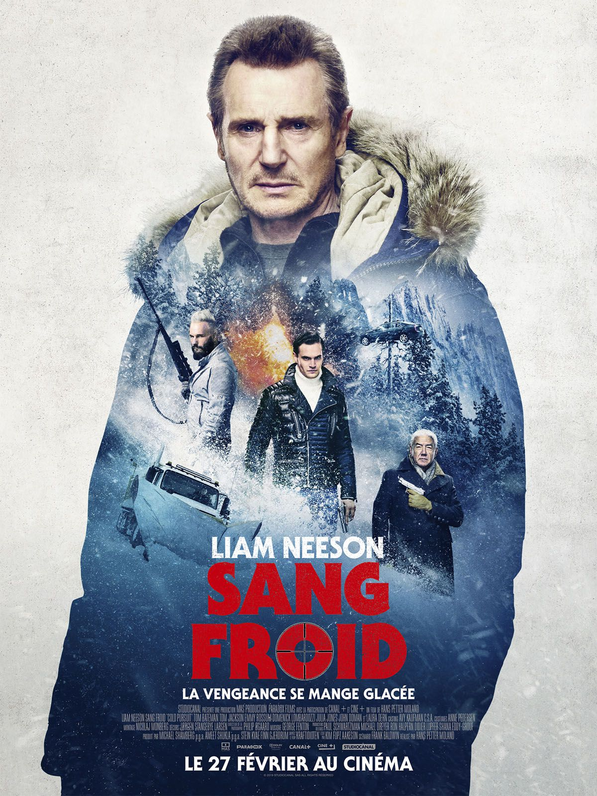 Sang froid - Film (2019)