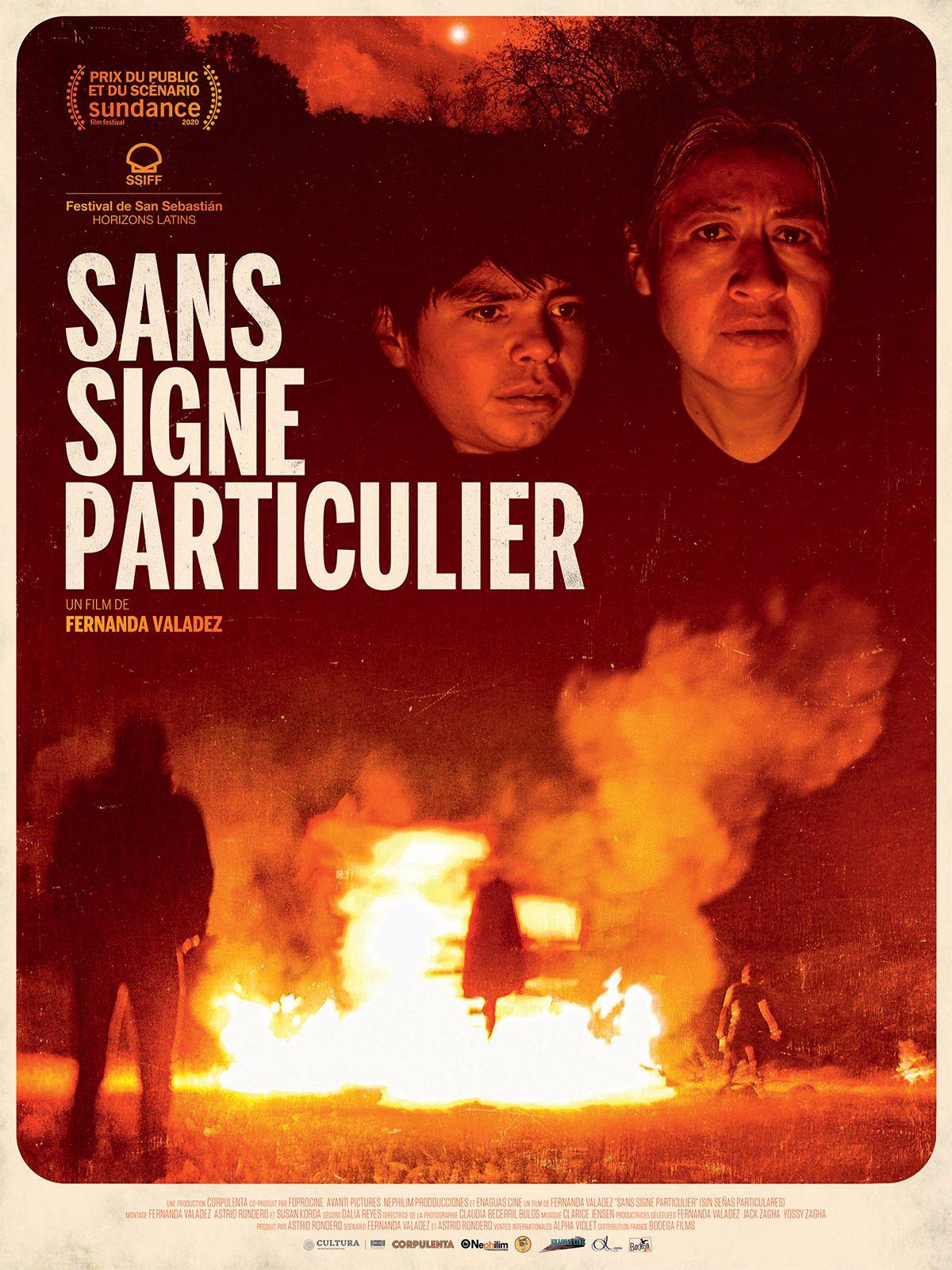 Sans Signe Particulier - Film (2020)